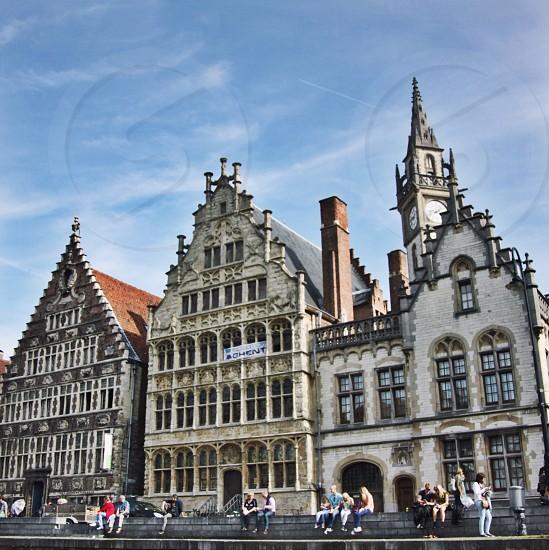 Ghent Belgium photo