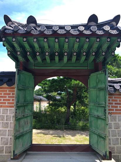 Seoul korea. photo