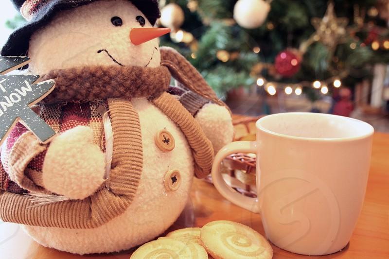 Christmas breakfast photo