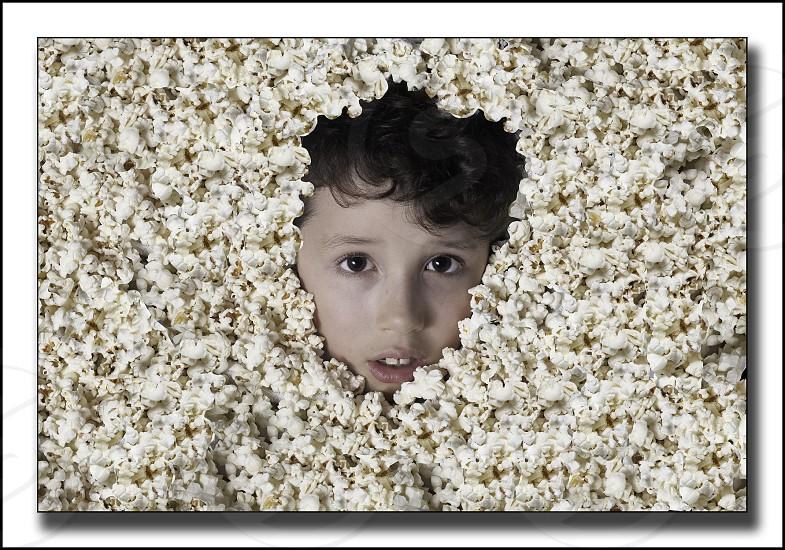 Popcorn Boy photo