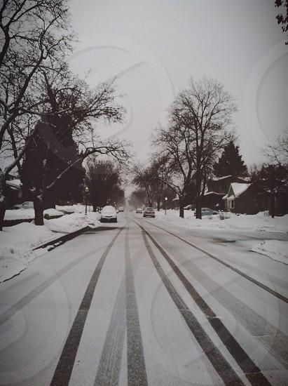 road way photo