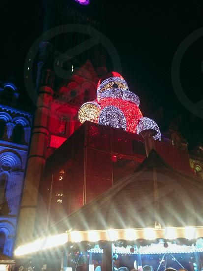 Manchester Christmas markets  photo