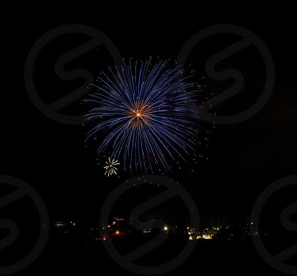 Fireworks 4th of July Celebration photo