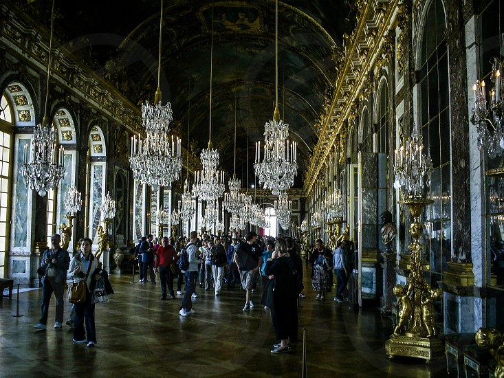 Palace of Versailles - Versailles Yvelines France photo