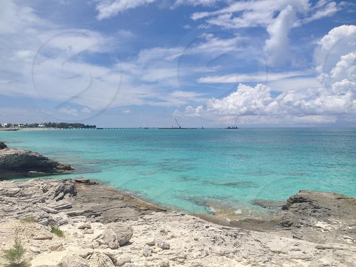 Bimini Bay Bahamas photo