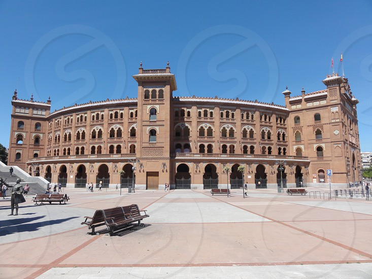 Las Ventas Madrid Spain photo