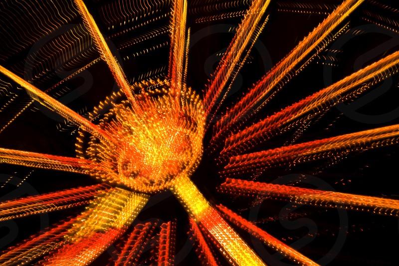 Ferris Wheel at Long Beach Island New Jersey photo