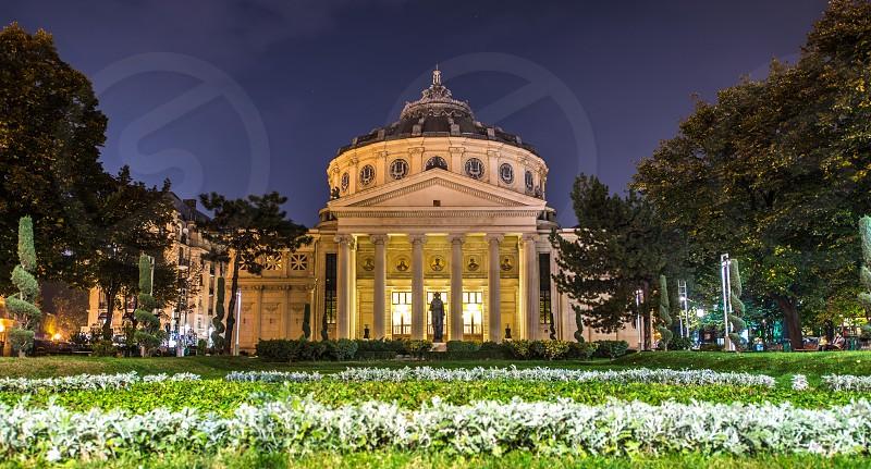 Athenaeum Bucharest photo