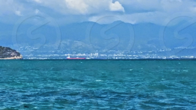 Seeing Kingston from a distance  photo