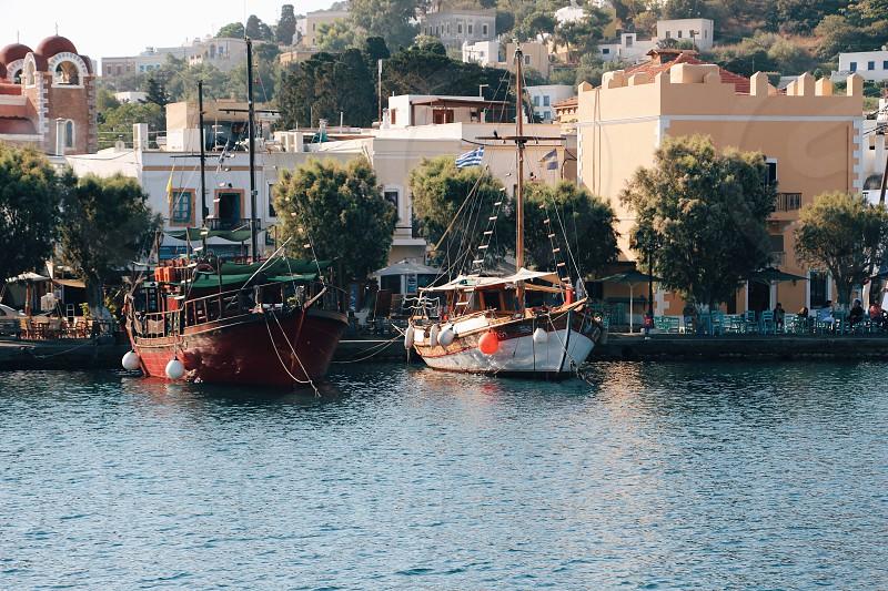 Greece - Lesbos island photo