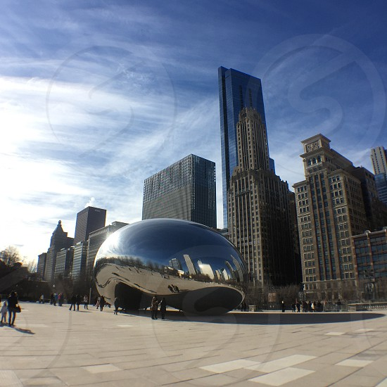 The Bean in Chicago photo
