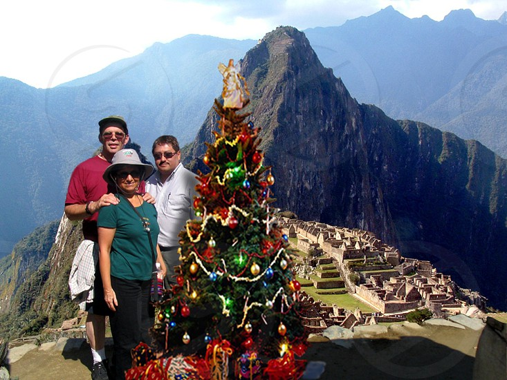 Xmas at the top of the world photo