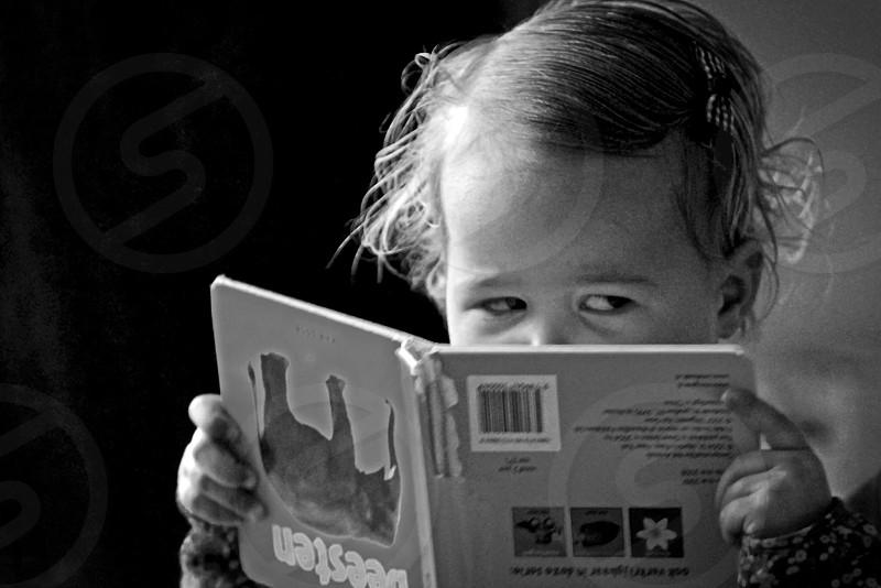 Happy reading. photo