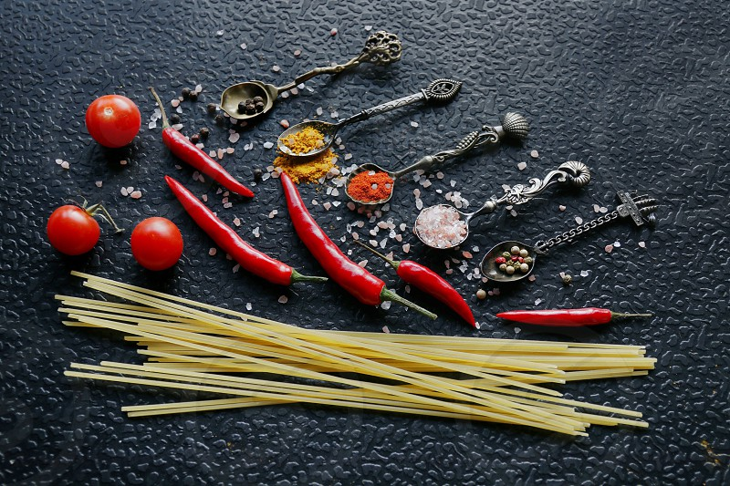 Chilli Spaghetti and Spices photo