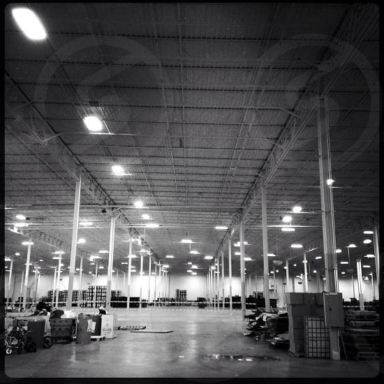 Empty Warehouse photo