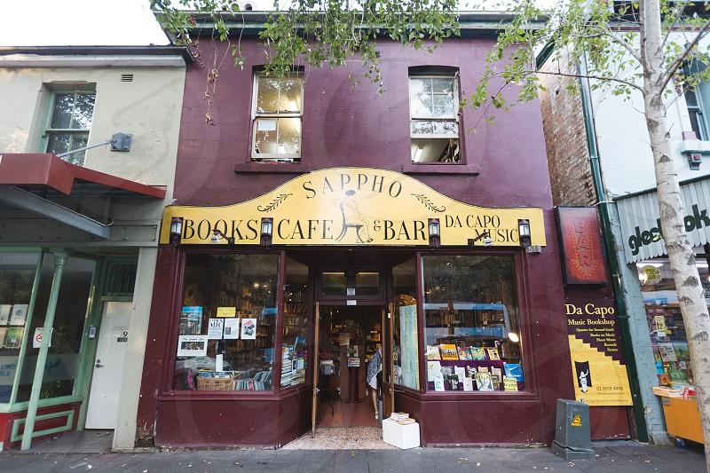 Bookshop Storefront - Glebe Pt Road photo