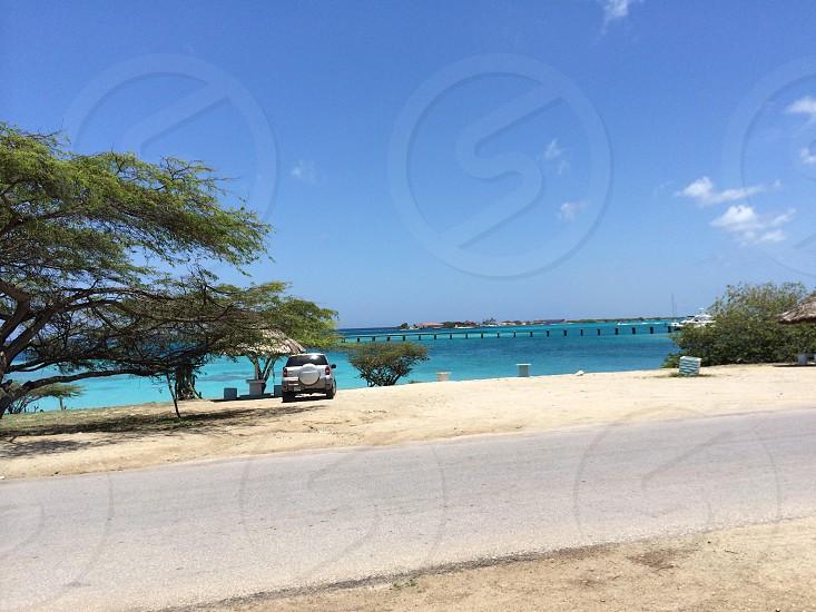 Aruba beach  photo