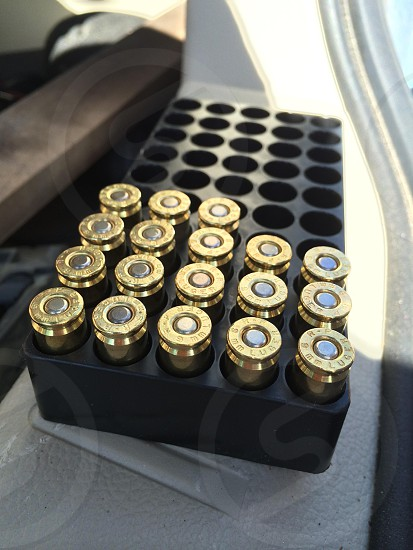 gold plated bullets photo