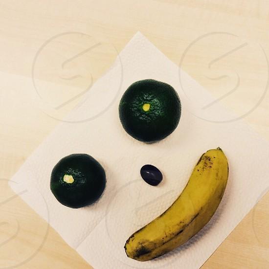 Fruit-full Friday! 🍌🍈🍇 photo