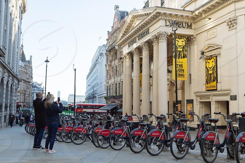 Lyceum Theatre London Westend photo