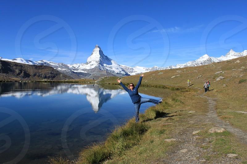 Matterhorn Switzerland photo