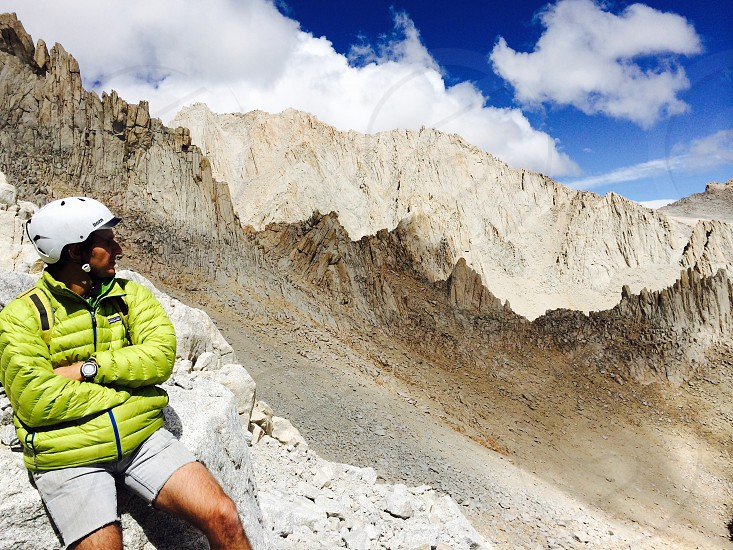 Mountaineers Route Mt. Whitney  photo