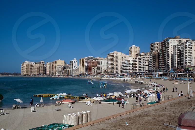 Life at the Mediterranean Sea!  photo