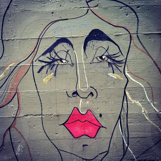 Graffiti in Bellingham photo