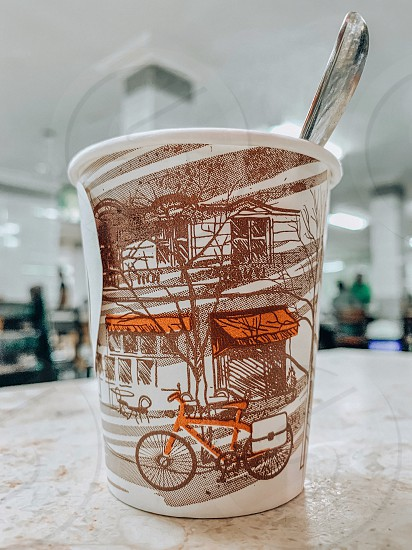 Coffee drink food  photo