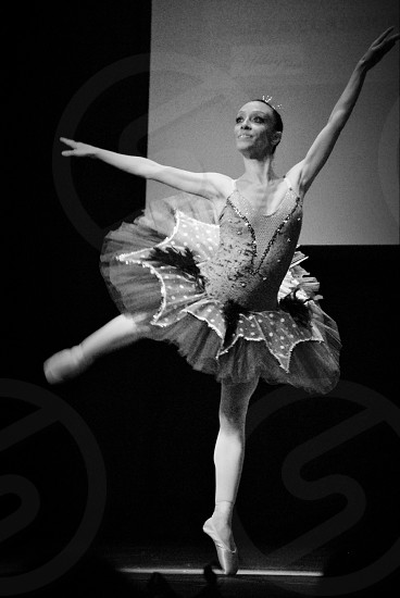 ballerina photo photo