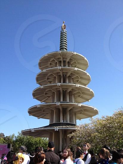 San Francisco Japan town  photo
