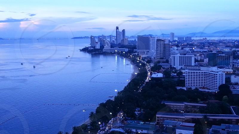 Pattaya beach Thailand photo