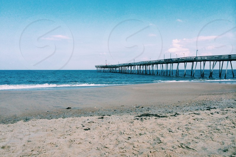 Avalon Pier | Kill Devil Hills NC photo