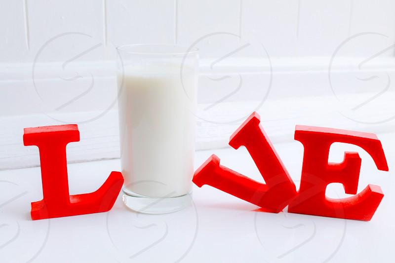 Live love milk photo