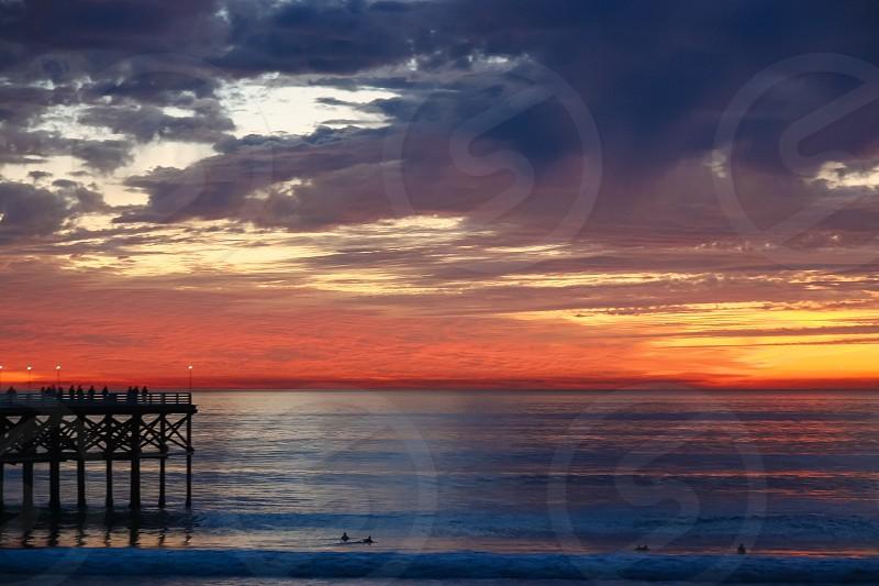 the pier  photo