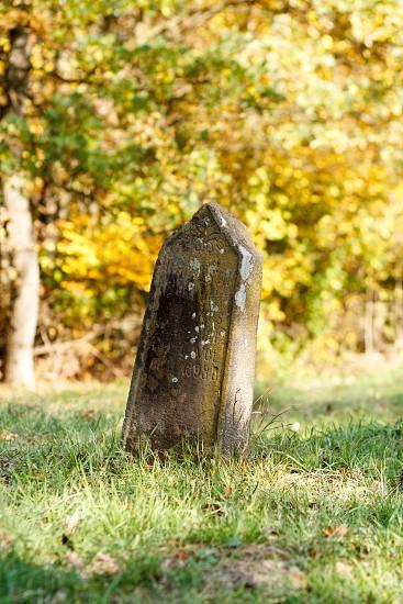 Graveyard photo