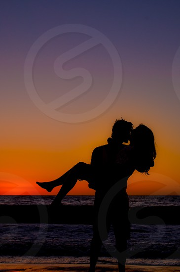 Love Silhouette #2 photo