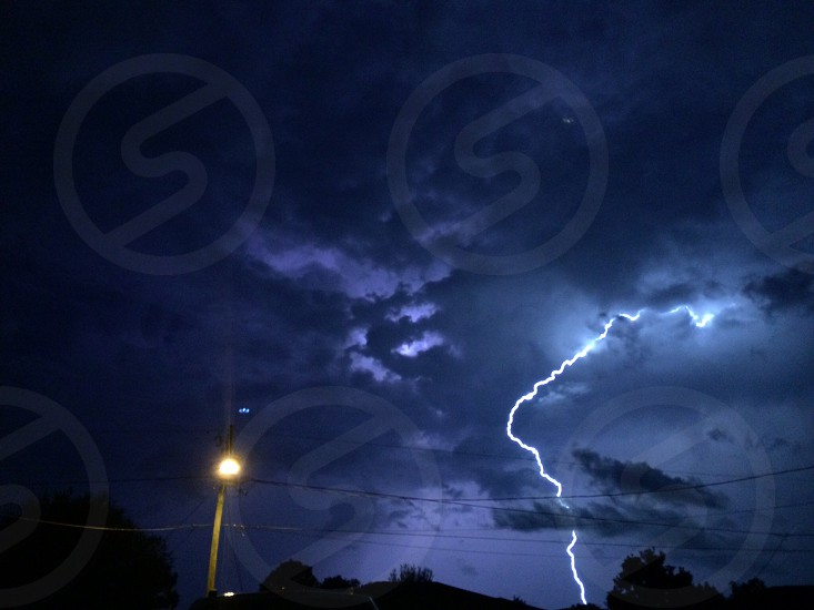 Florida Lightening photo
