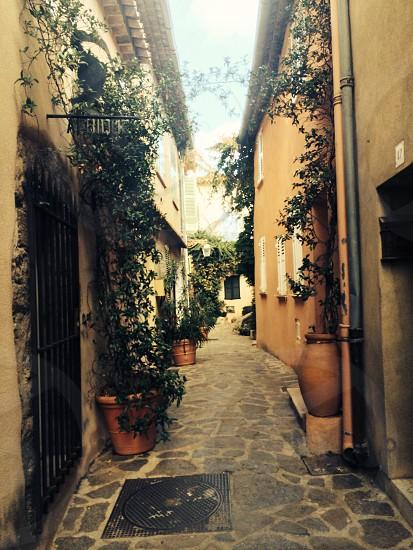 Streets of Ramatuelle.  photo
