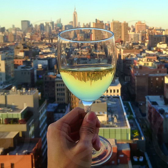 Cheers from New York City! photo