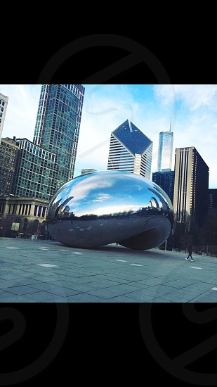 """The Bean"" in Chicago  photo"