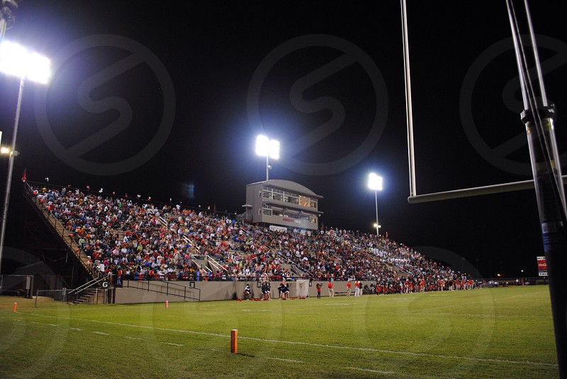 Friday night lights Dothan Alabama photo