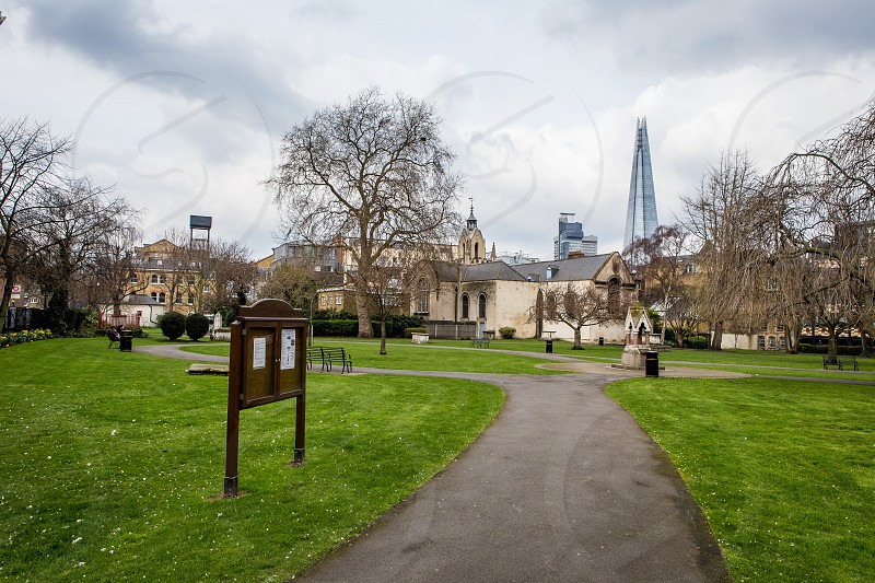 Bermondsey London photo