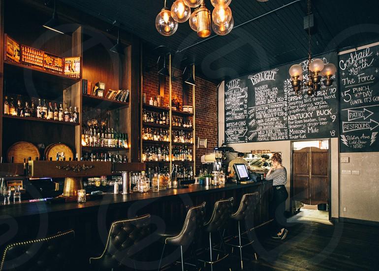 Bit House Saloon - Interior photo