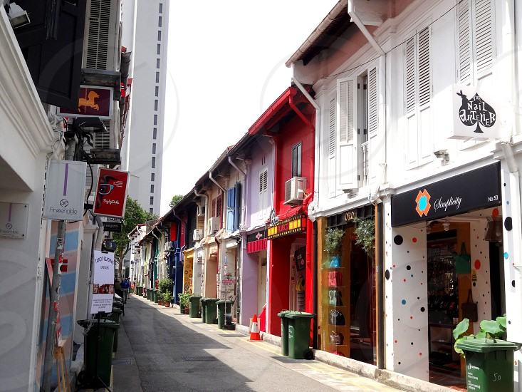 Indie shops on Haji Lane photo