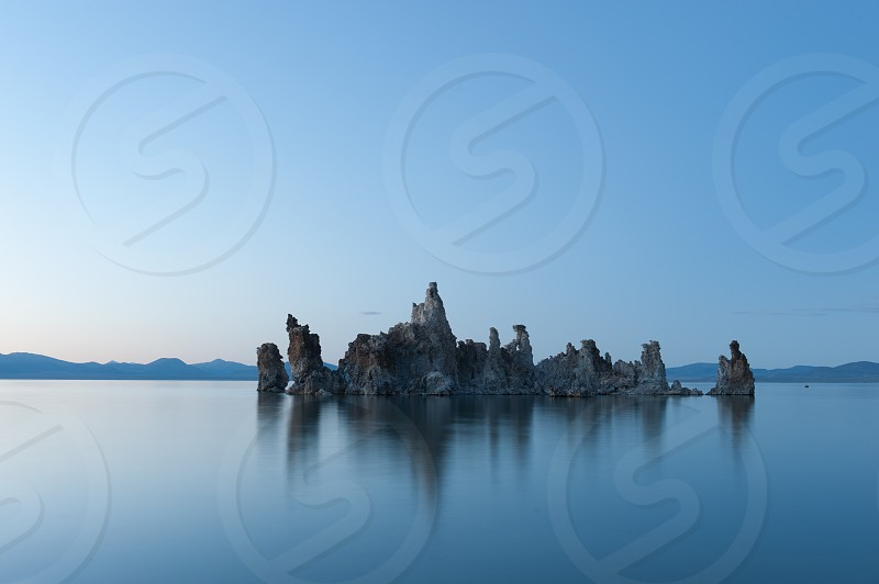 Mono Lake Mono County California USA. photo