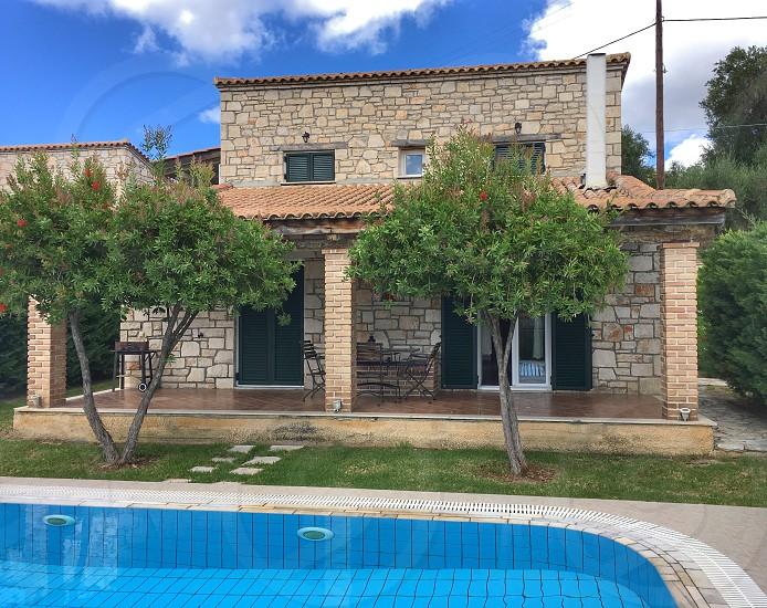 Lithakiazakynthos rizolia villas private pool greece europe luxe photo