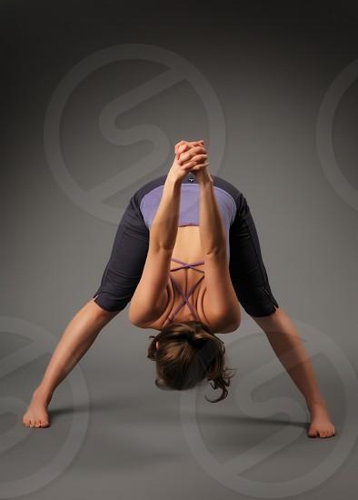 yoga instructor photo