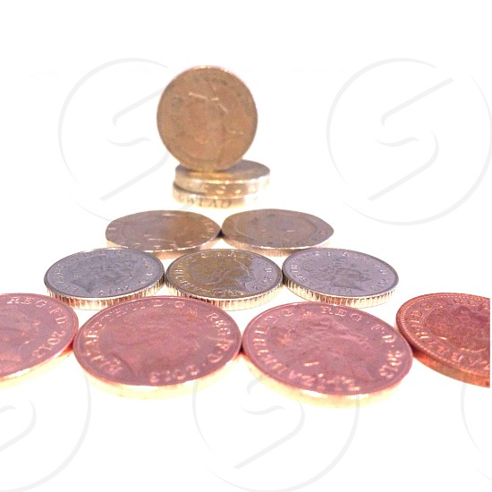 Pounds n pennies  photo