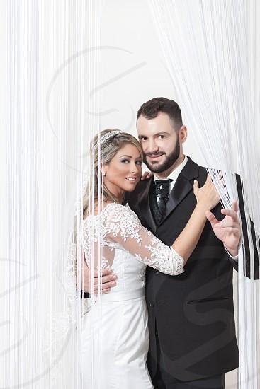 couple love portrait photo